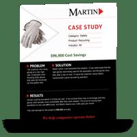 Safety Solution Recycling Case Study | MartinSupply.com