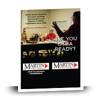 Martin Safety Training Brochure Thumbnail - MartinSupply.com