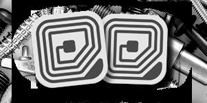 two RFID tags