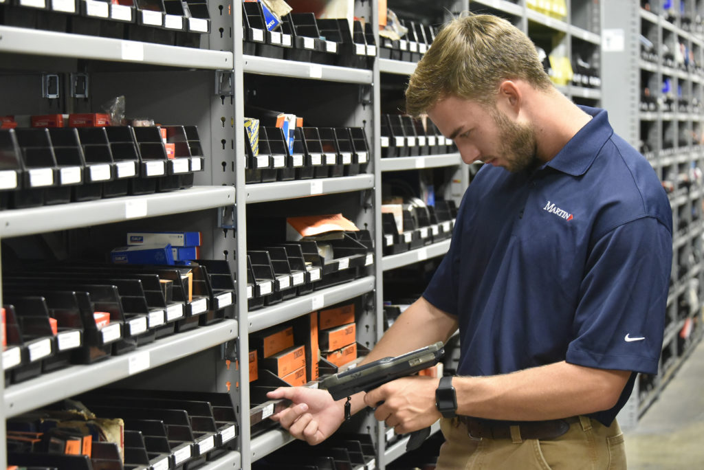 Fill Rate for Increasing Maintenance Reliability through the Storeroom - MartinSupply.com