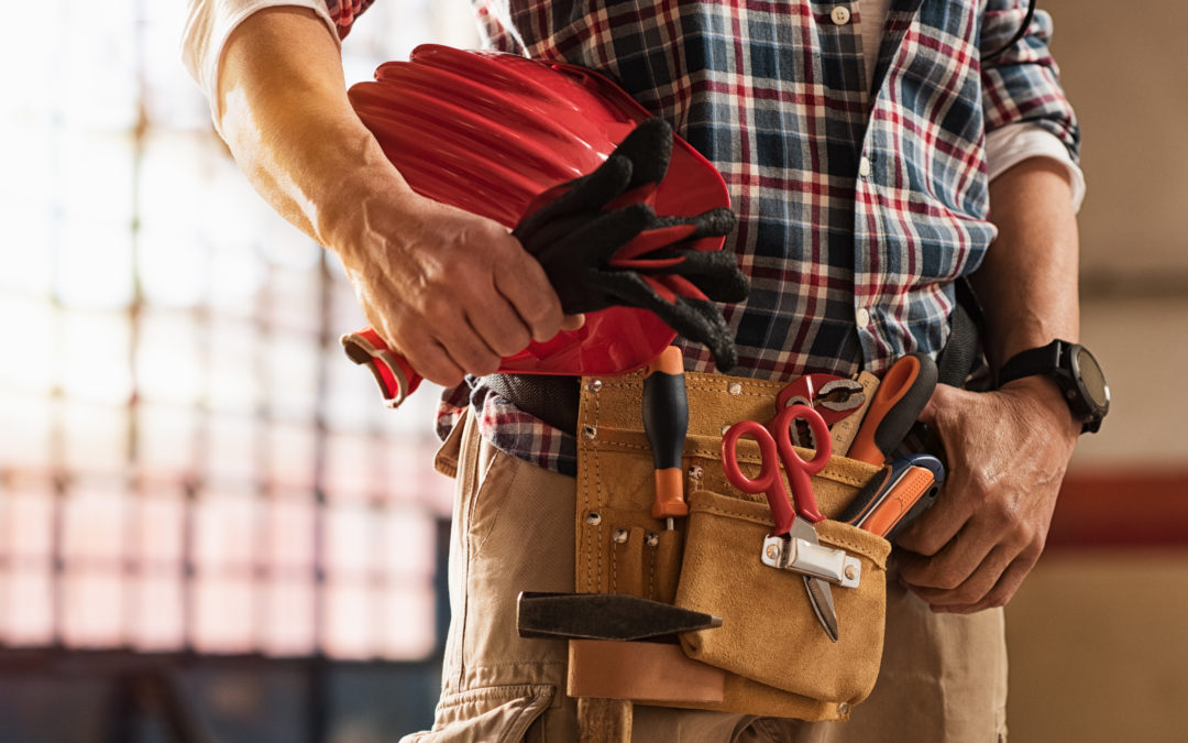 Storing and Handling Tools Safely