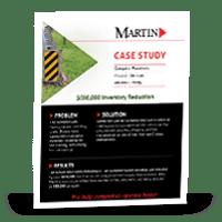 Industrial Grinding Case Study | MartinSupply.com