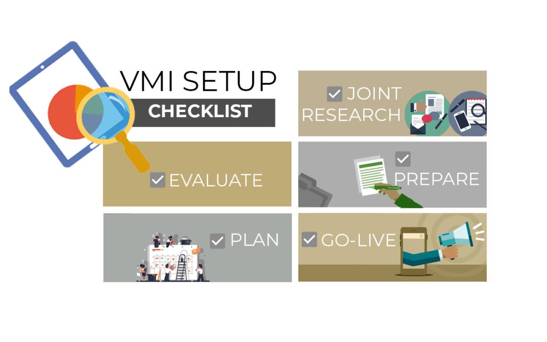 VMI Set-Up Checklist - MartinSupply.com
