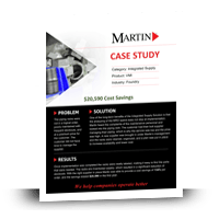 VMI Integrated Supply Piping Case Study - MartinSupply.com