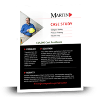 Machine Shop Improvement Case Study with $20K Cost Savings - MartinSupply.com