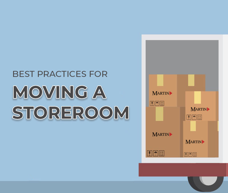 Best Practices for Moving a Storeroom