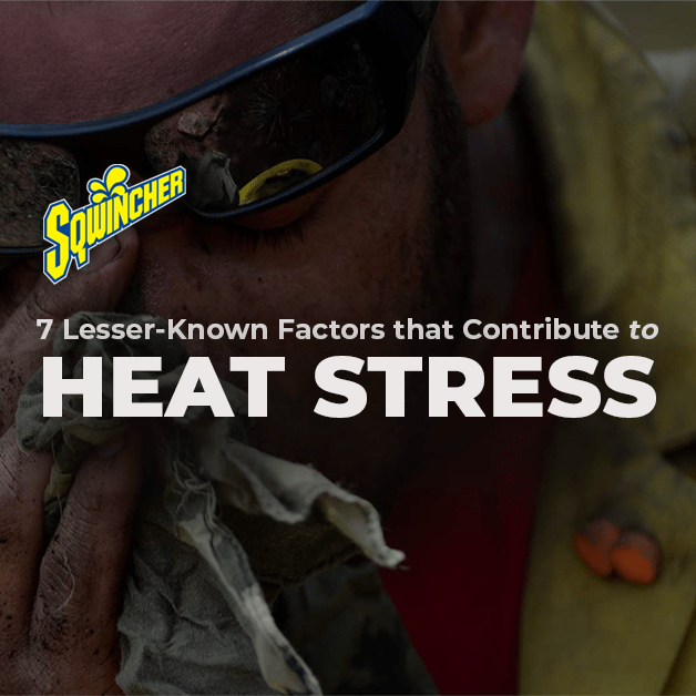 7 Lesser-Known Factors that Contribute to Heat Stress