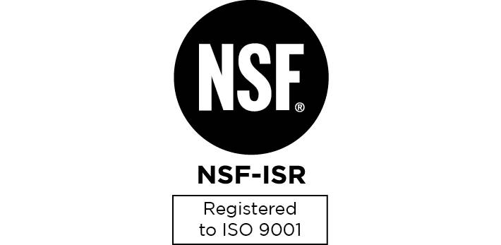 Registered to ISO 9001_black