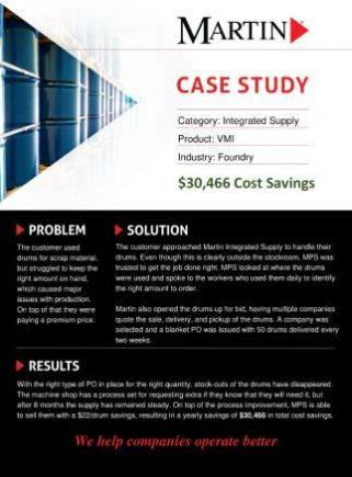 Integrated-Supply-VMI-Case-Study