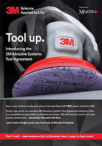 3M Tool Up Flyer - Martin Supply